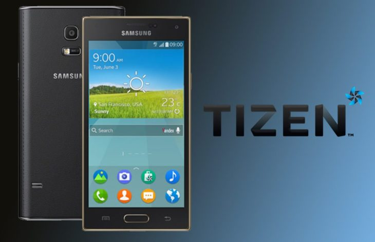 Tizen OS for Internet of Things